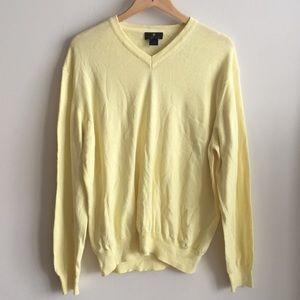 Toscano V-Neck Sweater